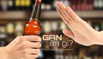 BS. Phạm Thanh: Thực phẩm người bệnh Gan nên dùng và nên tránh