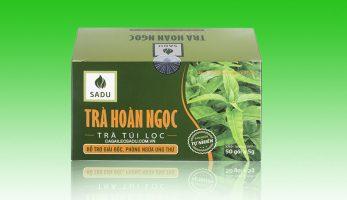Công dụng của trà Hoàn Ngọc với bệnh tiểu đường, huyết áp