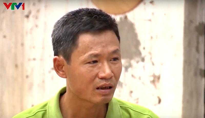 Anh Đào Văn Tình ở Miếu Môn, Chương Mỹ, Hà Nội bị Viêm Gan Mãn Tính