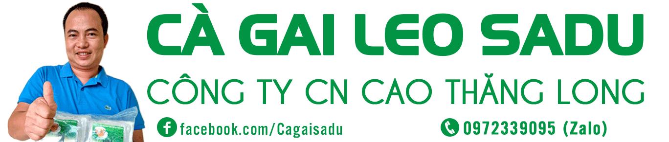 Cà Gai Leo Logo