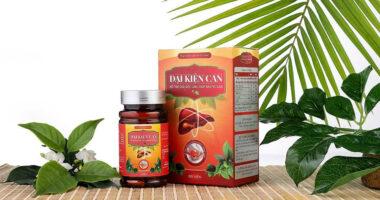 Đại Kiện Can, thực phẩm bảo vệ sức khỏe giúp hỗ trợ tăng cường chức năng gan