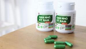 Gan Nhó Kỳ Nam, hỗ trợ tăng cường chức năng gan trong các trường hợp viêm gan virus!